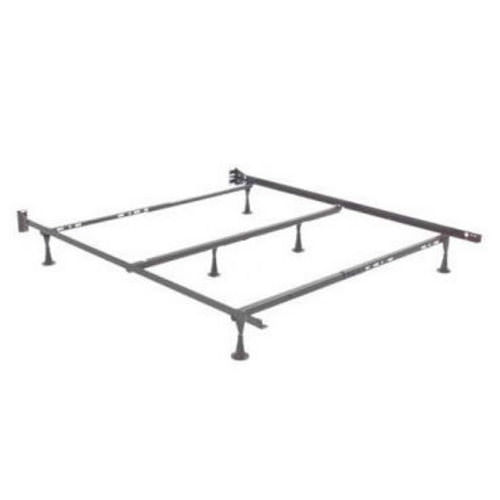 Adjustable Metal Bed Frame #STB22 (Full, Queen, King) by Enso