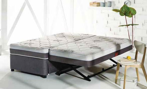 Four Seasons High Rise Twin With Extra Mattress By