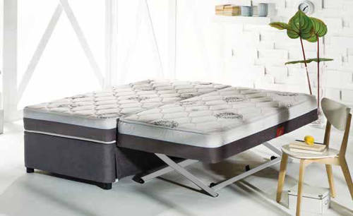 Four Seasons High Rise Twin With Extra Mattress By Istikbal Furniture