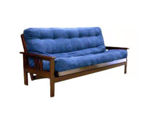 Sedona Java Full Futon Frame By Gold Bond