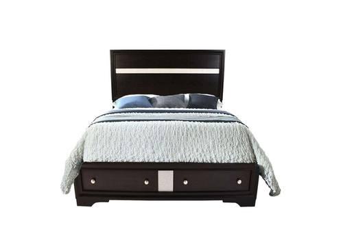 Matrix Black Bedroom Set By Galaxy, Galaxy Furniture Bedroom Set