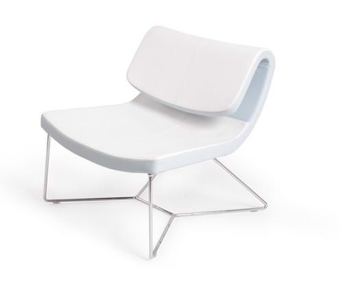 Superb Hollywood Chair White By Ju0026M Furniture