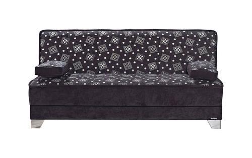 inter mebel nova black sofa bed by mobista