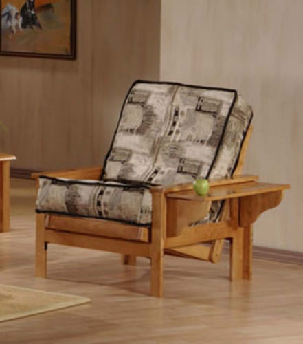 Carmel Chair Size Chesapeake Futon Set