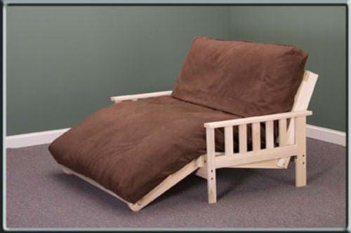 Savannah Lounger Bed Futon Frame