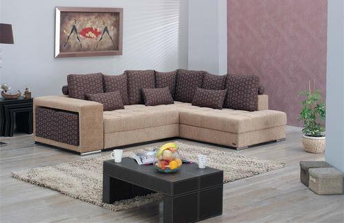 Captivating Los Angeles Sectional Sofa Set
