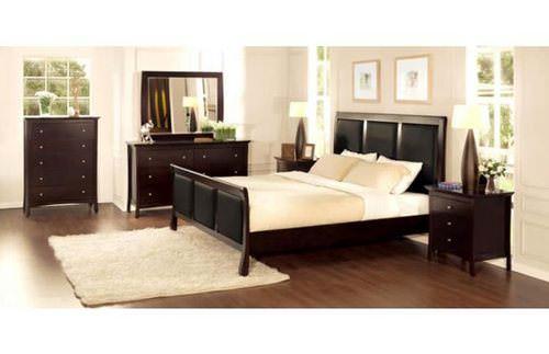 Providence Platform Bedroom Set