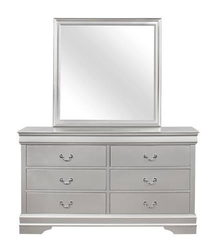 Marley Silver Dresser