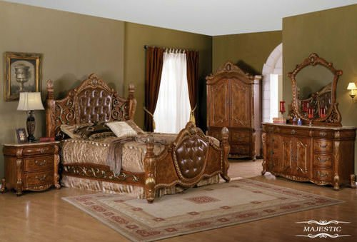 Majestic Bedroom Set By Empire Furniture