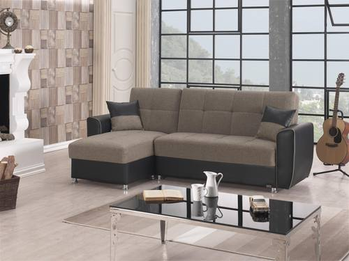 Maryland Sectional Sofa by Empire Furniture USA