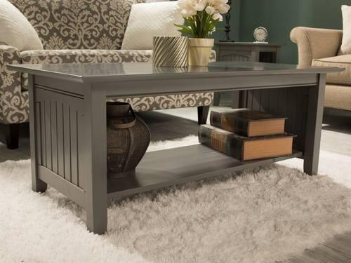 Nantucket Coffee Table.Nantucket Coffee Table Atlantic Gray By Atlantic Furniture