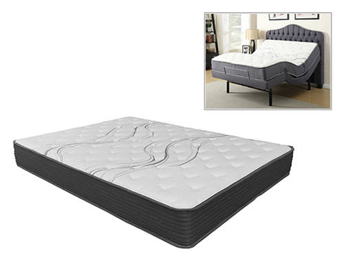 294db927d1e2 Prosper 9 Inch Mattress w  Pocket Coil Innerspring by Primo