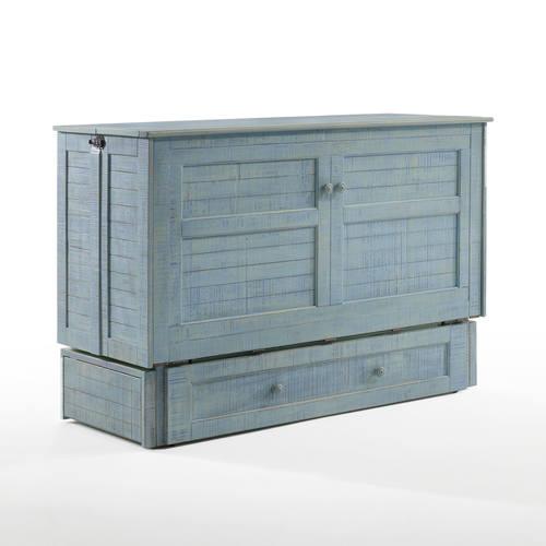 Poppy Skye Queen Murphy Cabinet Bed