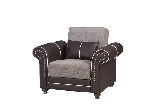 Royal Home Quantro Brown Convertible Chair