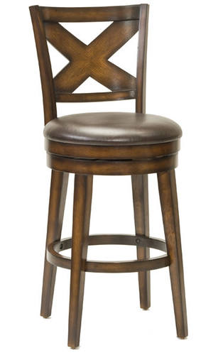 Outstanding Sunhill Swivel Counter Stool Rustic Oak 4459 826 By Hillsdale Pdpeps Interior Chair Design Pdpepsorg