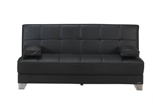 Tribeca Nyc Prestige Black Sofa Bed
