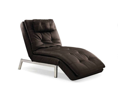 Valencia Chaise Java By Serta Lifestyle