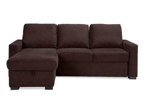 Chester Convertible Sofa Java
