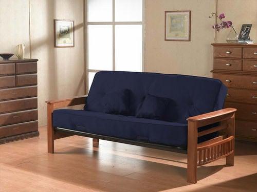 Orlando Futon Set With Pillows