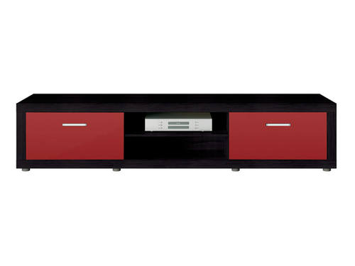 Marselle Red TV Stand 79 Inch By Ace Decore