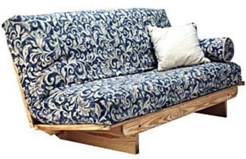 Super EZ Sofa Queen Size Futon Set by Collegiate Furnishings - EZ Sofa Queen Size Futon Set By Collegiate Furnishings