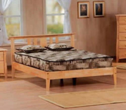 Tilbury Solid Wood Platform Bed Twin Size