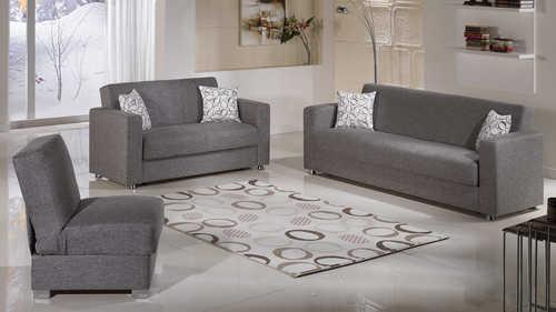 tokyo diego gray sofa love u0026 chair set by sunset
