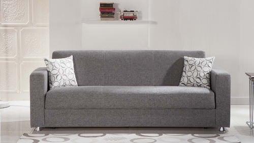 Tokyo Go Gray Convertible Sofa Bed