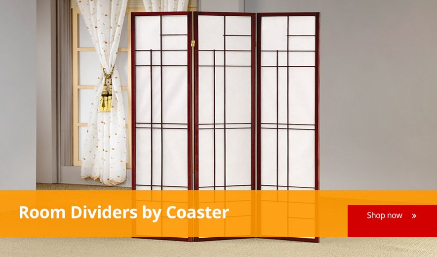Room Dividers by Coaster