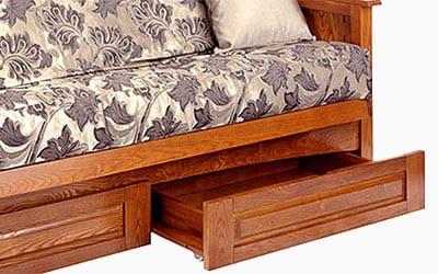 Futon And Under Bed Storage Drawers Futonland